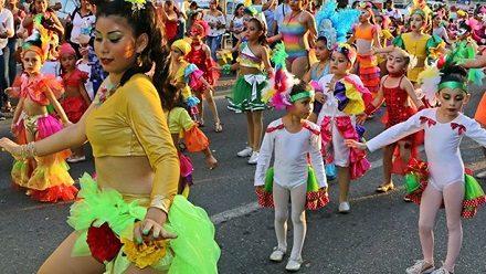 Inscripciones a concursos del Carnaval 2018