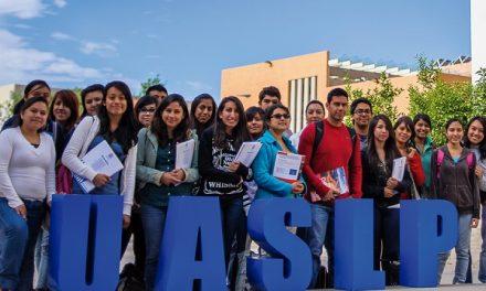 Retoman actividades estudiantes de la UASLP