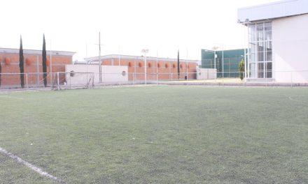 Actividad física en la UD López Portillo