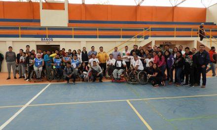 Inclusión al deporte con discapacidad