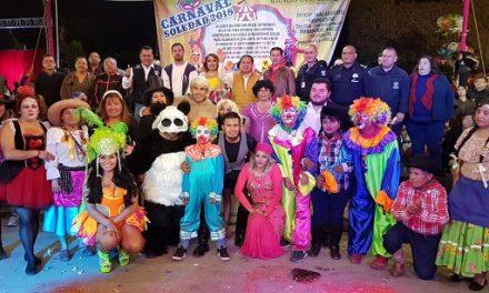 Un gran éxito Carnaval 2018 en SGS