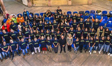 UASLP recibe a 108 estudiantes de movilidad