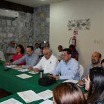 Reunión de evaluación Cultura del Agua 2018