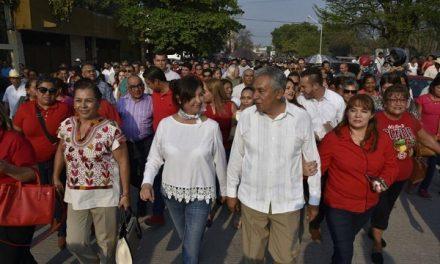 En busca de la reelección se registra Jorge Terán
