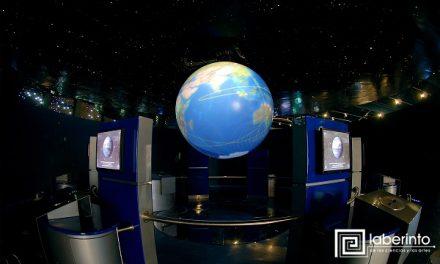"""Planetario digital """"Estrella Errante"""""""