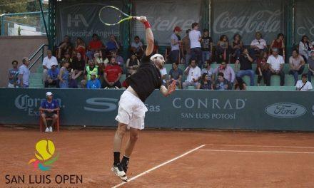 Resultados en el San Luis Open 2018