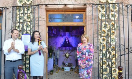 "Visiten el ""Altar de Dolores"""