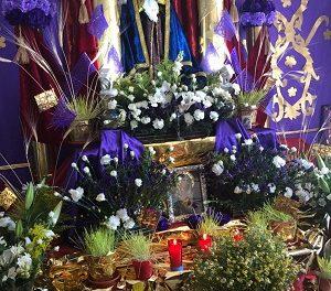 Ganadores del concurso altares de Dolores