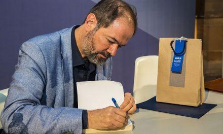 Juan Villoro en la FNL de la UASLP