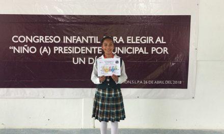 Ariana Iveth Presidente Municipal por un Día