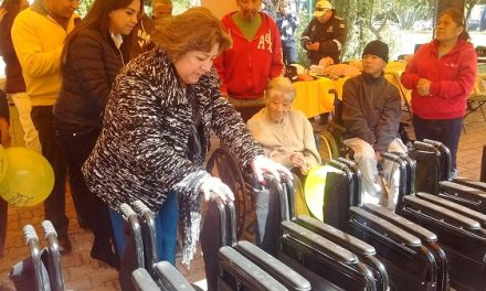 A donar sillas de ruedas y aparatos ortopédicos