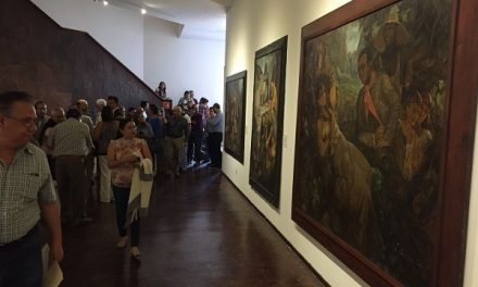 Inauguran exposición  en la Sala Germán Gedovius