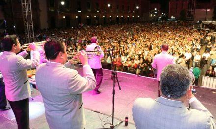 Ritmo con la Sonora Santanera  Festival de la Cantera