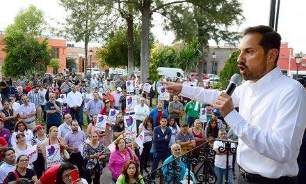 No nos quedemos callados: Leonel Serrato