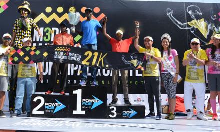 Un gran éxito el Medio Maratón de la Cantera