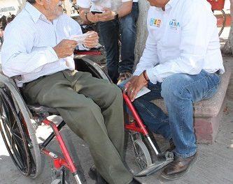 MAGB estuvo en Rioverde, San Ciro y Cd. Fernández