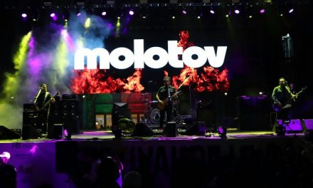 Retumba Molotov en el Festival de la Cantera