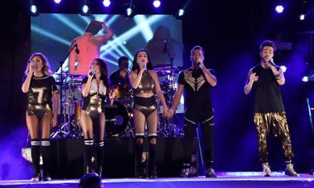 """""""Kabah"""" y """"OV7"""" en el Festival de la Cantera 2018"""
