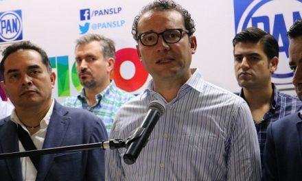 Xavier Nava se deslinda de acusaciones del PRD