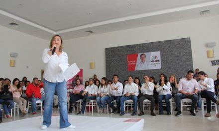 Regresaremos el poder a la gente: Cecy González