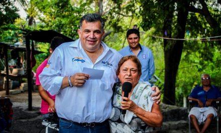 Respaldan la propuesta David Medina Salazar