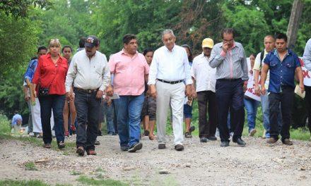 Avanzar en el desarrollo en la ciudad: Jorge Terán