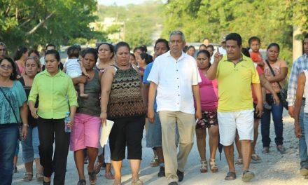 Antorcha Campesina respalda a Jorge Terán