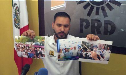 Lamentan agresiones que sufrieran ciudadanos: PRD