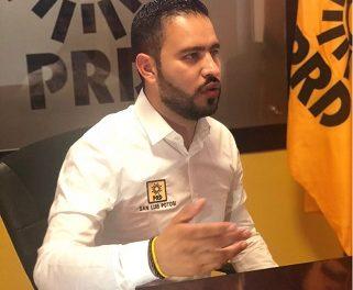 Manuel Granado Covarrubias en SLP