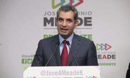 Renuncia Enrique Ochoa Reza del CEN del PRI