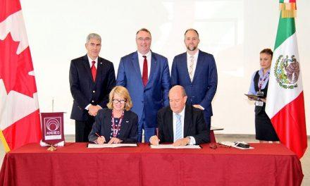 UASLP establece alianzas internacionales