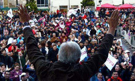 AMLO cierra campaña en SLP el 24 junio