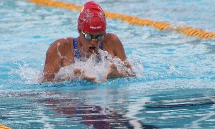 Más medallas en natación de NJ