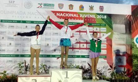 SLP suman medallas en patinaje de ON