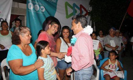 La paz y tranquilidad una prioridad: Pepe Meza