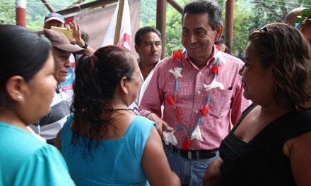 Pepe Meza con el respaldo de la ciudadanía