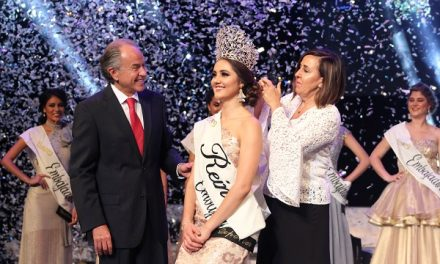 Paulina I Reyna FENAPO 2018