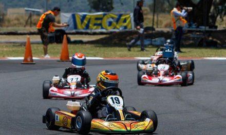 Rodrigo Galicia triunfa en la Formula Karts