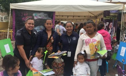 Participa en labores preventivas con familias DSPM