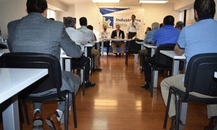 Xavier Nava se reunió con integrantes de IPAC
