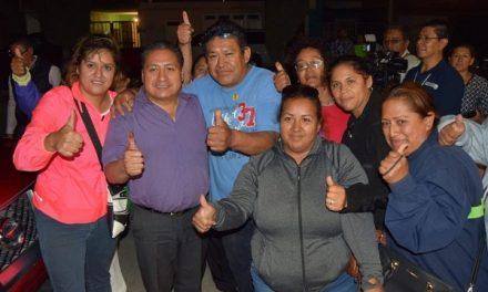 Soledad tendrá rumbo y progreso: GHV