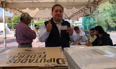 Jornada electoral una gran fiesta cívica: GHV