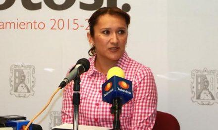 Obras de beneficio colectivo: Leticia Vargas
