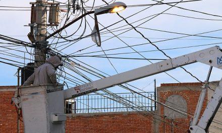 Reparación y cambio de lámparas en la ciudad