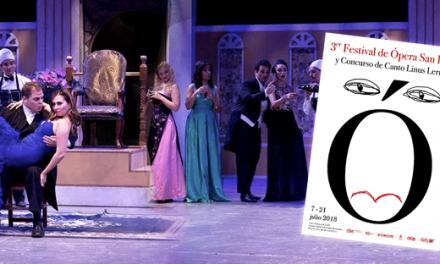 3er. Festival de Ópera San Luis