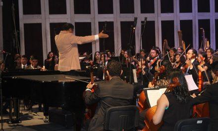 "Aniversario Orquesta Sinfónica ""Julián Carrillo"""