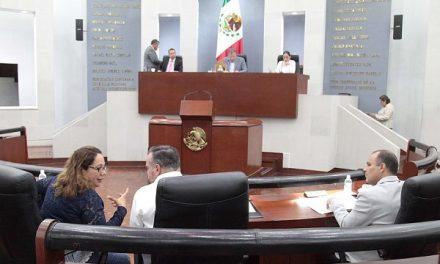 Diputación Permanente en el Congreso del Estado