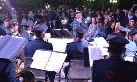 Concierto Banda de Música de la SEDENA