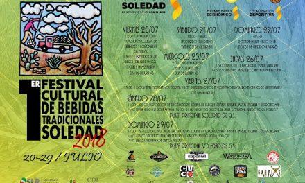 Festival Cultural de Bebidas Tradicionales 2018