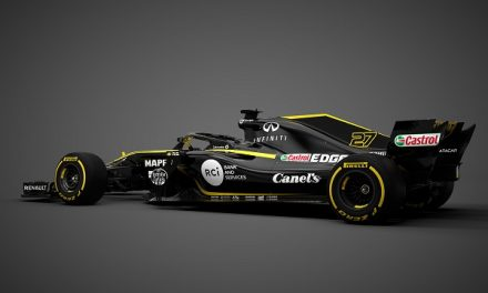 Canel's  con Renault Sport Formula One Team